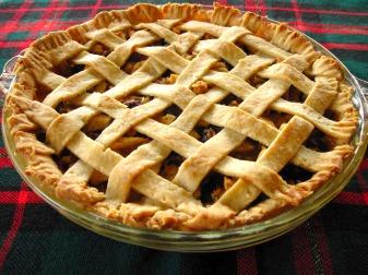 Oct. 3 - Pie